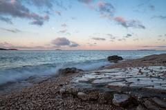 Europe / Croatia (Torok_Bea) Tags: europe croatia horvátország landscape sea tenger amazing beautiful nikon sigma nikond5500 moon hold
