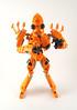 Fikou-Chan makes a friend (optimus-convoy) Tags: lego bionicle rahi spider girl gurl grill tits tree fikou