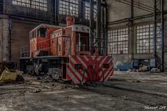 030-Trainworks-20-05-2018-JohnnyV (John JoBo) Tags: urbex ue urban urbanexploring urbandecay industrial abandoned