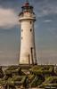 Perch Rock Lighthouse (Steve Samosa Photography) Tags: lighthouse newbrighton beach seaside seascape coast coastline