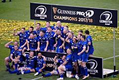 Leinster Rugby team (Juergen__S) Tags: leinster rugby guinnesspro14 champions aviva avivastadium dublin lansdowneroad
