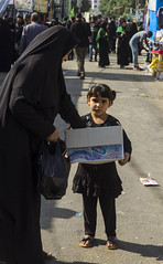 Free Hearted, IRAQ ($ALEH) Tags: iraq karbalaa کربلا عراق آب water ماء street realstreetphotography people documentary muslim islam culture givingwatertostrangers