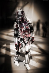 OKIMG_2605 (taymtaym) Tags: romics 2018 primavera spring romics2018spring romics2018primavera fiera di roma cosplay cosplayers costumes costumi costume cosplayer portrait portraits ritratto ritratti star wars storm trooper zombie truppo