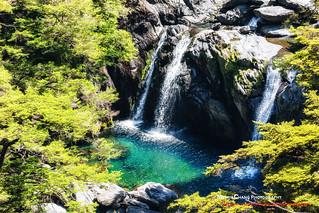 Hehuan River. Taiwan