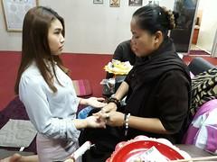 Mae Lersi Pakinee at Puthabaramee 2018 (19) (Puthabaramee) Tags: maelersi pakinee hermit thailand puthabaramee hermitthailand lersipakinee ruesi