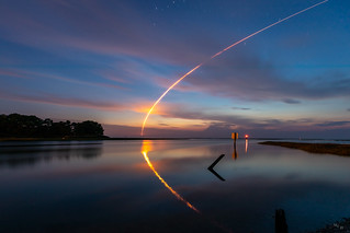 Early Morning Launch