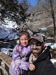 2018-03-26 11.55.12 (whiteknuckled) Tags: mountains maryland weekend snow dan bec waterfall hike jackson lily