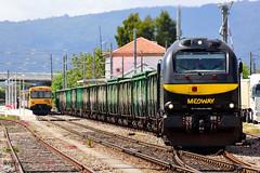 Darque (REGFA251013) Tags: tren train combio medway portugal españa galicia euro400 335036 darque internacional renfe