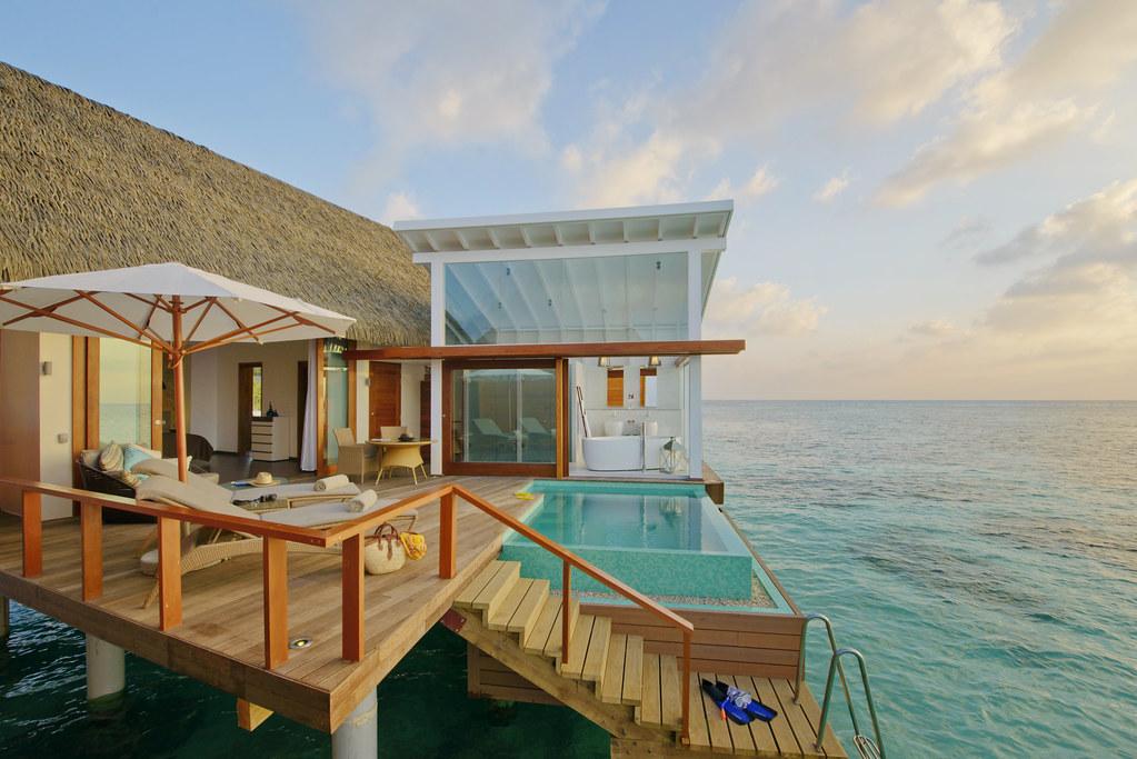 Ocean Pool Villa- Exterior