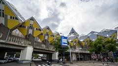 DSC05826edited (wailap) Tags: rotterdam netherlands holland cubehouse