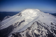 Volcán Callaqui (Mono Andes) Tags: andes chile chilecentral regióndelbiobío volcán volcano volcanoe volcáncallaqui glaciar glacier fotoaérea
