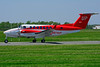 N874UP (Wheels UP) (Steelhead 2010) Tags: wheelsup beechcraft superkinfair kingair yhm nreg n874up