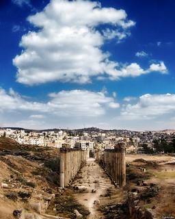 Jerash In Time...