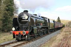 926_2018-03-26_NewBridge_3002 (Tony Boyes) Tags: 926 repton north yorkshire moors railway nymr new bridge