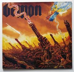 A0548 DEMON - Taking the World by Storm (vinylmeister) Tags: vinylrecords albumcoverphotos heavymetal thrashmetal deathmetal blackmetal vinyl schallplatte disque gramophone album