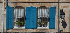 Windows in  Arles (pe_ha45) Tags: arles provence windows fenêtres fenster