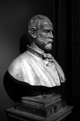 Angelo Mariani (1821-1873) (Alfredo Liverani) Tags: 7dayswithflickr 7dwf bw canon40d canon 40d flickr digital camera cameras italia italy italien italie emiliaromagna emilia bologna bononia bologna2013