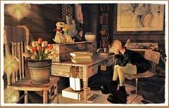minamikaze180406-1 (minamikaze2010) Tags: tram collabor88 {imeka} blushevent cestlavie theprojectse7en gacha drd 21 izzies groupgift lepoppycock sarisari furniture zencreations creations hellotuesday ionic tomoto neo dlab semester study
