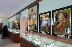 22. Освящение икон и выставка в музее 08.04.2018 г