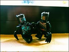 Duel (WillBricks47) Tags: lego minifigure custom bricks blocks toys