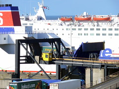 18 04 07 Stena Horizon and Stena Europe at  Rosslare (3) (pghcork) Tags: stenaline stenaeurope stenahorizon rosslare ferry ferries wexford ireland carferry 2018
