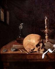 IMG_2218 X Pays Bas du Nord. Vanité. Vanity.  17è siècle  Rouen Musée des Beaux Arts. (jean louis mazieres) Tags: peintres peintures painting musée museum museo france normandie rouen muséedesbeauxarts
