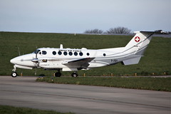 T-721 Beech 350C Super Kingair on 11 April 2018 Jersey (Jersey Aviation Images 2018) Tags: airplane aircraft aeroplanes aeroplane aircraftspotters aviation planes flyingmachines