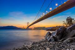 Tsing Ma Bridge, Hong Kong (junxuezhang) Tags: distagont224 za landscape