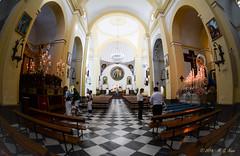 Iglesia (1 de 1) (GonzalezNovo) Tags: iglesiadelaencarnación pwmelilla semanasantadealmuñécar almuñécar catolicismo cristianismo preparandolasalida