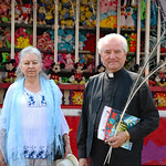 Faces of Toronto: Ukrainian Lady and Priest thumbnail