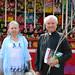 Faces of Toronto: Ukrainian Lady and Priest