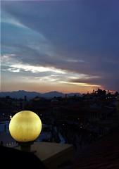 Baudhanath बौद्ध स्तुप (sandhya.sahi) Tags: baudha baudhanath stupa sunset sky skyline nature buddha kathmandu prayer happynewyear nepalinewyear2075 newyeareve landscape breathtakingview breathtakinglandscape beginner photography dslr nikon nikond3300 valley