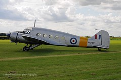 avro anson t21 DSC_2109 (stephenturner photography) Tags: east kirby airshow avro anson t21