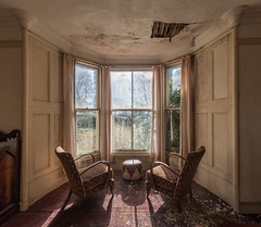 Featherstone House - Abandoned in Scotland