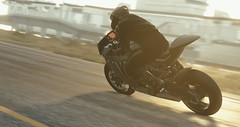 Quick Lean (Cartridge Deflector) Tags: thecrew motorcycle ktm rc8 road