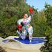 L'Étoile (Le Jardin des Tarots de Niki de Saint Phalle à Capalbio, Italie)