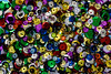 colorful sequins! (WilliamND4) Tags: tokina100mmf28atxprod nikon d810 sequins colors colorful macro shiny