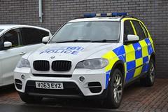 VO63 EYZ (S11 AUN) Tags: west mercia police cmpg centralmotorwaypolicegroup bmw x5 4x4 anpr traffic car rpu roads policing unit 999 emergency vehicle vo63eyz