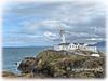Fanad Head Lighthouse, Co. Donegal. (willieguildea) Tags: lighthouse coast coastal coastalireland shore shoreline sea water waterscaape sky clouds building structure rock nikon donegal ulster ireland eire seascape landscape bay ocean