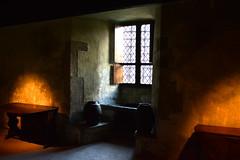 Giochi di luce (rena@ovest) Tags: fenis castello aosta