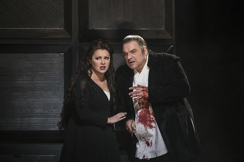 Catch The Royal Opera's <em>Macbeth</em> in cinemas on 4 April 2018