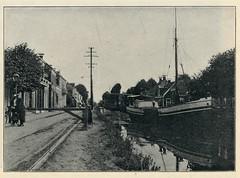 platenatlas 1922  ill  Veendam Oosterdiep (janwillemsen) Tags: bookillustration 1922 schoolbook veendam