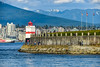 Brockton Point Lighthouse/ Stanley Park Seawall (SonjaPetersonPh♡tography) Tags: vancouver bc canada waterfront downtownvancouver skyline landscape waterscape britishcolumbia nikond5300 nikon scenery scenic viewpoint stanleypark stanleyparkseawall