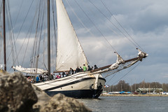 Sail Kampen 2018 (Gerrit Veldman) Tags: sailkampen boat boot sailingship sailingvessel schip ship vaartuig vessel zeilschip tallship ijssel olympus epl7