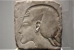 Relief portrait of King Akhenaten (Merja Attia) Tags: akhenaton relief kingakhenaton 18thdynasty amarnaperiod newkingdom berlin neuesmuseum amarna amarnaart ancient egypt ancientegypt archaeology egyptology