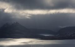 Loch Torridon (Scott Robertson (Roksoff)) Tags: bendamph benalligin kinlochewe gairloch liathach slioch lochclair westerross torridon lochmaree beinneighenationalnaturereserve leathadbuidhe glenbianasdail sgurrdubh beinnamhuinidh sgurrbeinnamhuinidh upperlochtorridon beinneighe rainbow atmosphere mood scotland winter snow ice river water sky landscape outdoors nikond800 nikond810 1635mmf4 70200mmf28 leefilters alligin shieldaig diabaig balgy beinn damph loch