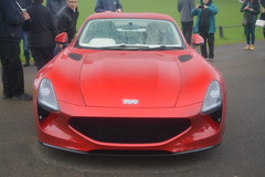 TVR Griffith (CA Photography2012) Tags: new tvr griffith coupe supercar sportscar red 2018 model special reborn les edgar british sports car gt grand tourer ca photography automotive exotic spotting tvroc owners club burghley house