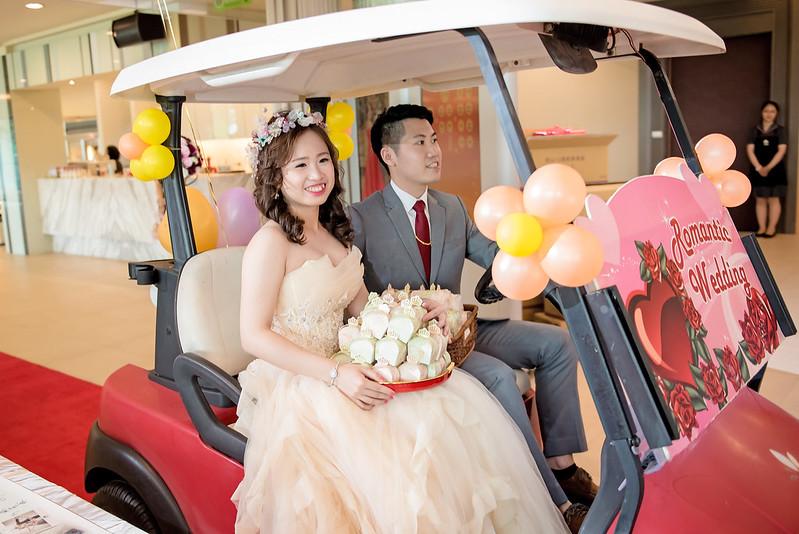 婚禮攝影 [琮祐❤雅琪] 文定之囍@南一高爾夫球場
