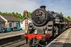 BR Standard 4 No: 76079 (shabbagaz) Tags: br standard 4 north yorkshire moors railway 2018 76079 a65 alpha grosmont heritage history nymr shabbagazmay sony station steam train trains brstandard4 northyorkshiremoorsrailway england unitedkingdom