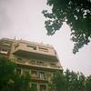 (thismaudlincareer) Tags: barcelona summer dianamini lomo lomography diana faded city buildings lomographycolornegative400